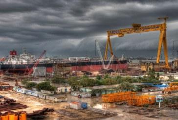 چهارمین روز اعتصاب کارگران کشتی سازی صدرابوشهر برای عدم پرداخت مطالبات مزدی