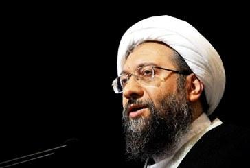 آملی لاریجانی: در ایران اعدام برای قتل نداریم بلکه این قصاص است