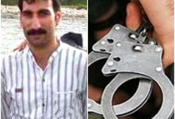 بازداشت مجدد افشین حسین پناهی در شهرستان دهگلان