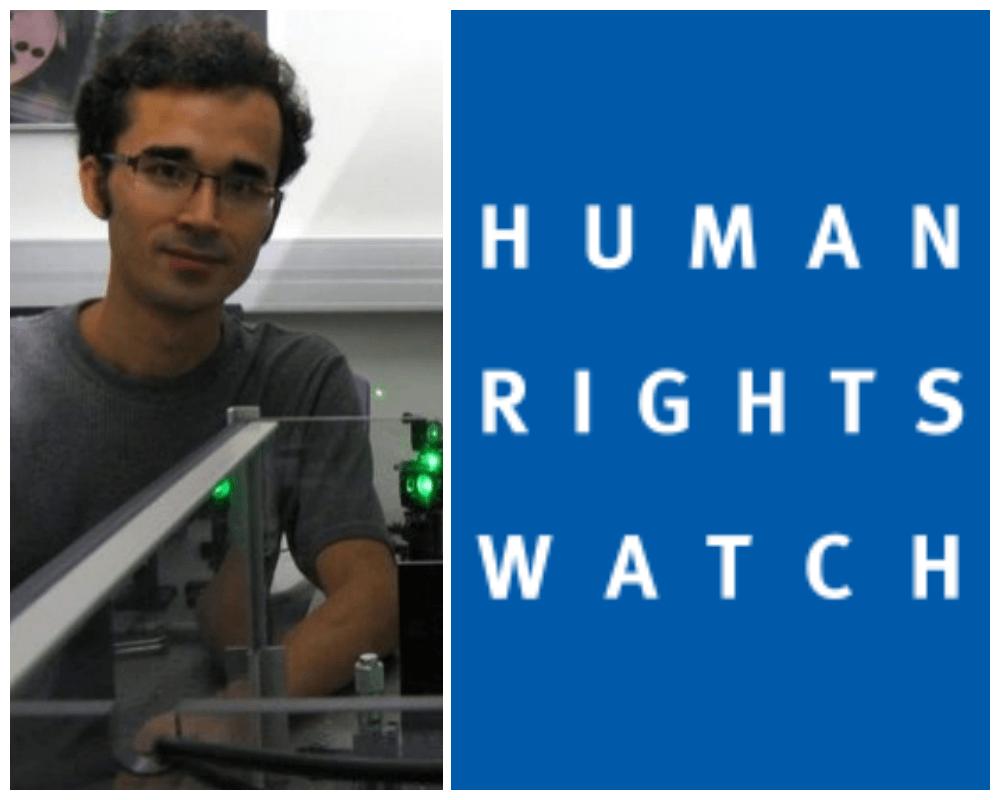 دیدبان حقوق بشر خواهان درمان فوری امید کوکبی شد