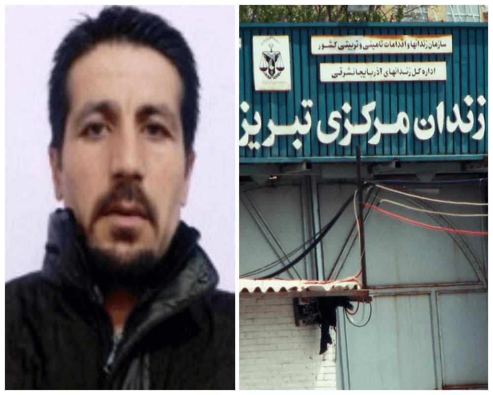 انتقال امیر ولیزاده به زندان مرکزی تبریز