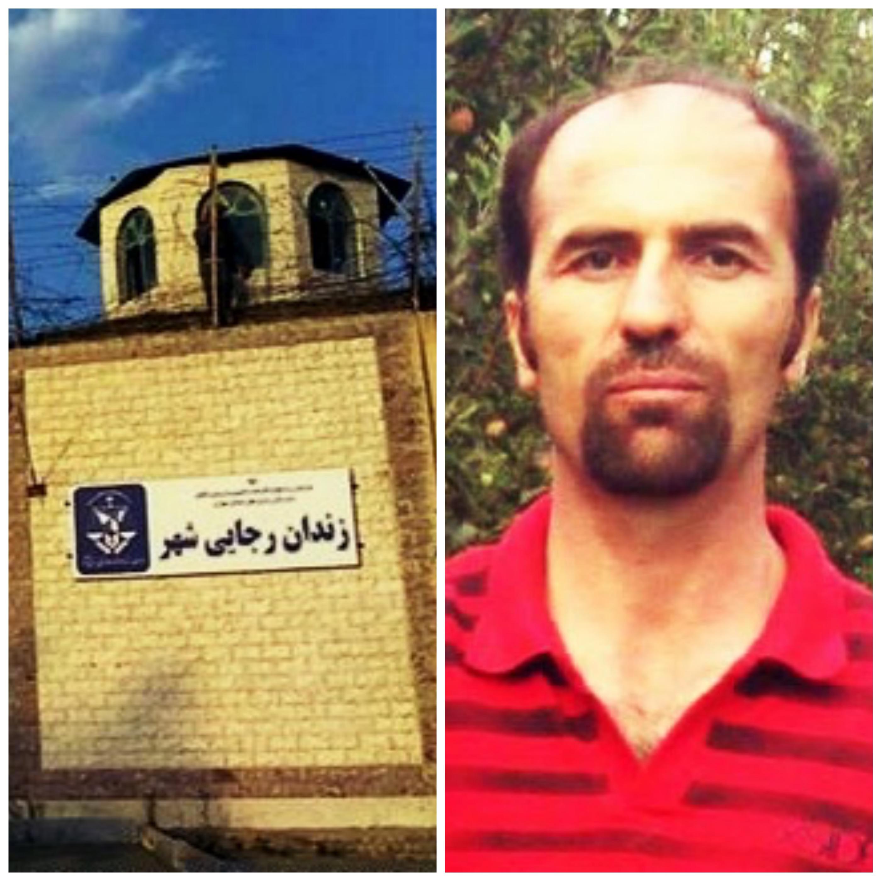 ضرب و شتم بهنام ابراهیمزاده از سوی زندانیان عادی