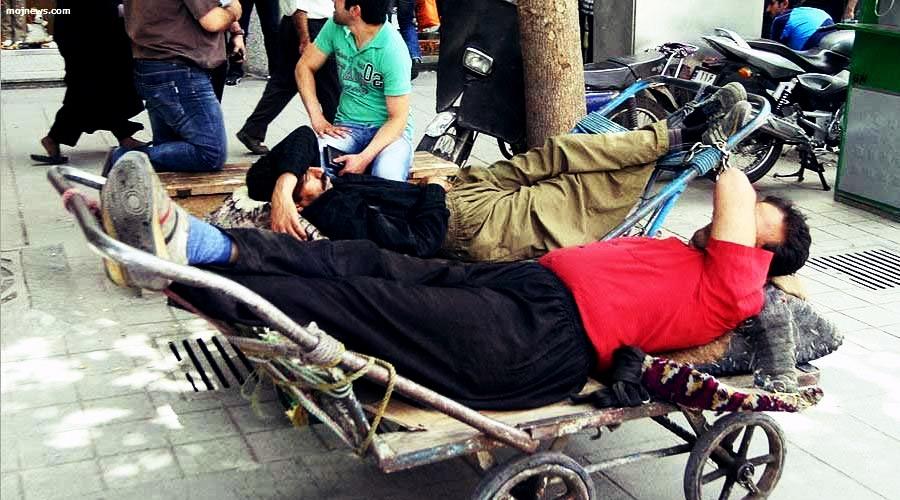 بیکاری خاموش ۲۴۰ هزار نفر در بازار کار