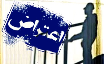 تجمع کارگران نی شکر هفت تپه در اعتراض به امنیتی کردن محل کارشان