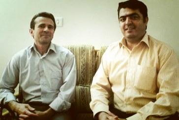 اعلام اعتصاب غذای دو معلم زندانی در اعتراض به امنیتی کردن فعالیتهای صنفی و اتهامات ساختگی