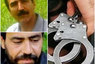 انتقال حسن و حسین دانشمند به اداره اطلاعات شهر سنندج