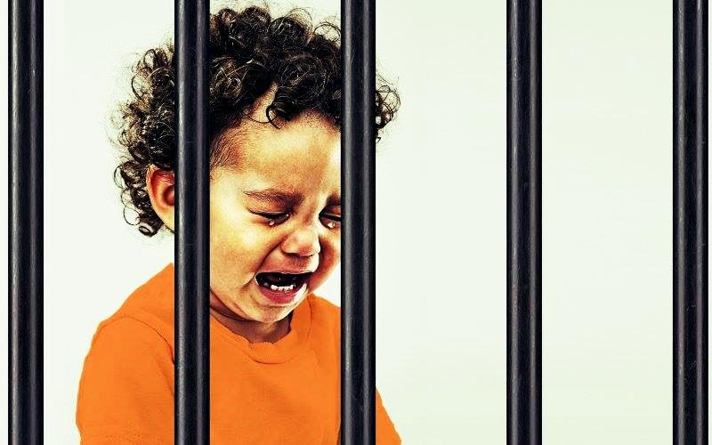 صدور حکم بازداشت برای یک کودک پنج ساله در ایران