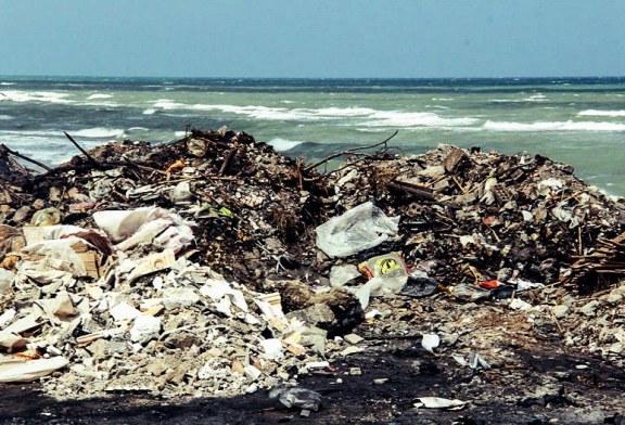 ورود روزانه ۶۰ میلیون لیتر پساب خانگی و صنعتی به خلیجفارس