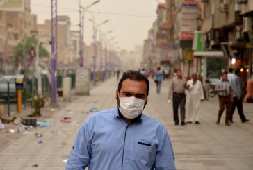 آلودگی اهواز ۶۶ برابر حد مجاز