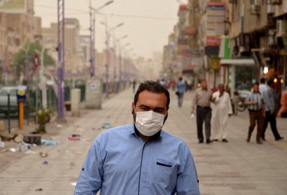 ریزگرد هوای آبادان و خرمشهر؛ ۶ برابر حد مجاز