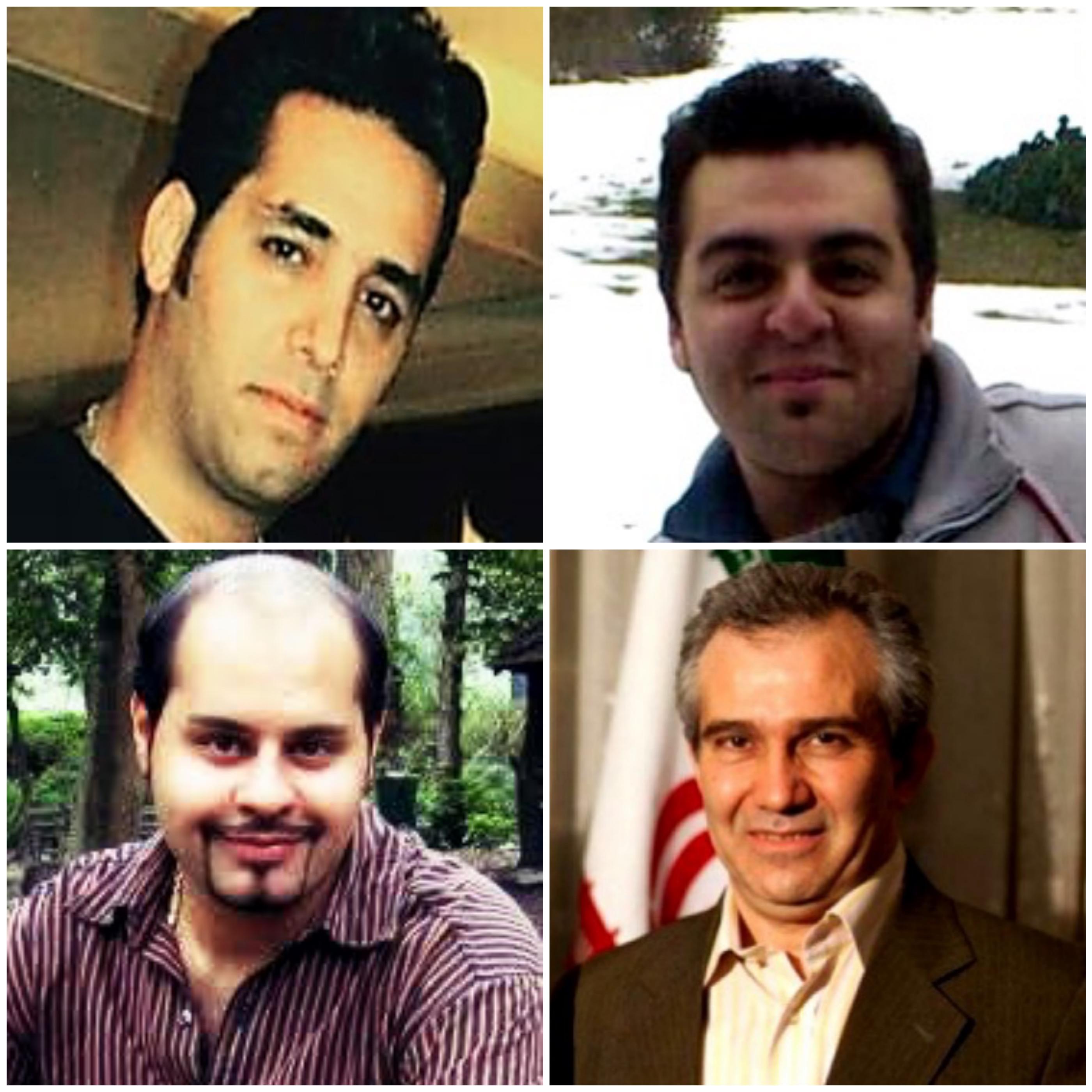 پایان مرخصی های نوروزی؛ زندانیان سیاسی به زندان بازگشتند