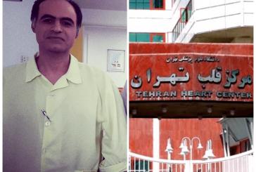سعید رضوی فقیه به دلیل مشکلات ناشی از اعتصاب غذا در بیمارستان بستری شد