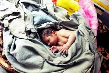 فروش کودک شش ماهه بخاطر ۱۵۰ هزار تومان