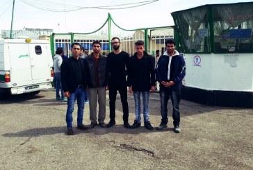 پایان اعتصاب غذای فعالین مدنی در زندان اردبیل