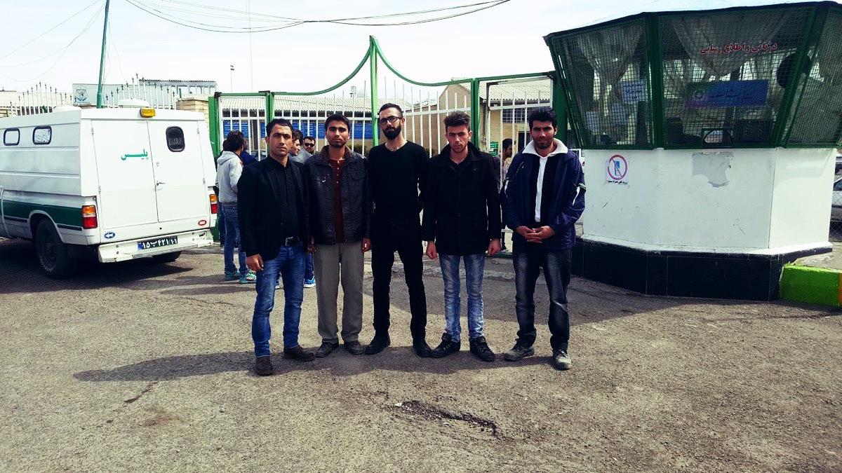 پنج فعال مدنی در اردبیل روانه زندان شدند