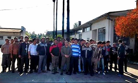 بلاتکلیفی ۱۷۰کارگر در پی تعطیلی موقت کارخانه قطعات بتنی گیلان