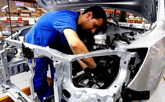 حدود دوهزار کارگر در بخش قطعه سازی خراسان تعدیل شدهاند