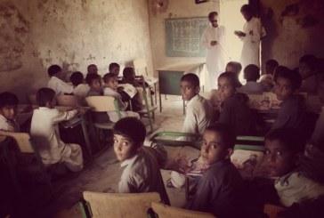 تهدید جانی با پیش از ۵۰۰ مدرسه خشتوگلی در نقطه صفر مرزی