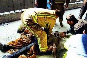 مرگ یک کارگر در کوره آجر پزی در مشهد
