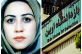 نامه مریم اکبری منفرد در پاسخ به تهدید محروم شدن از ملاقات با فرزندانش در زندان به دلیل پیگیری پرونده اعدامی های ۶۷