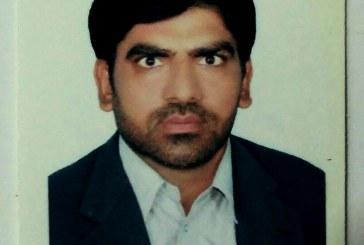 دو سال و ده ماه بی خبری از شهروند سراوانی بازداشت شده
