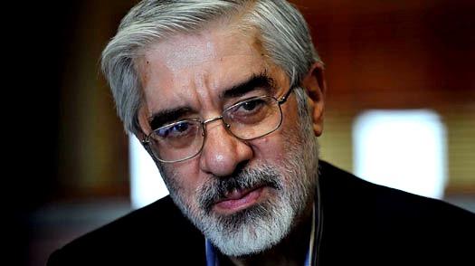 حضور چندساعته میرحسین در بیمارستان برای چکاپ قلب