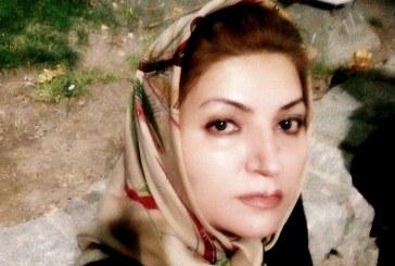 ناهید گرجی راهی زندان وکیل آباد مشهد شد