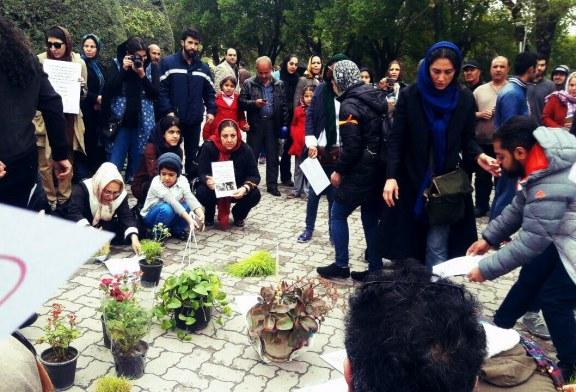 بازداشت هدیه تهرانی و چند تن از دوستداران محیط زیست