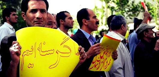 زندگی کارگران در ایران، هر روز بدتر از دیروز