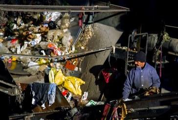 کارگران سایت پسماند زباله کهریزک تهران / گزارش تصویری