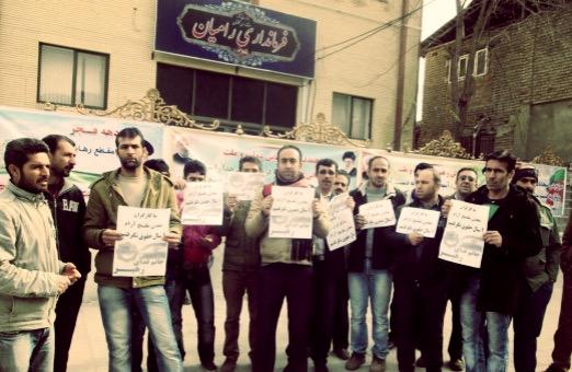 تعویق ۶ ماه مطالبات ۴۵ کارگر معدن ملچ آرام