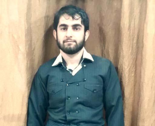 گاهشمار ۷ سال حبس شهرام احمدی زندانی محکوم به اعدام