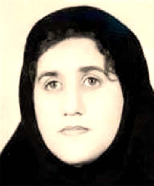 پس از سه ماه بازداشت؛ افسانه بایزیدی تفهیم اتهام شد