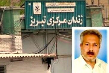 بی توجهی به وضعیت سلامتی محمد جراحی در زندان تبریز