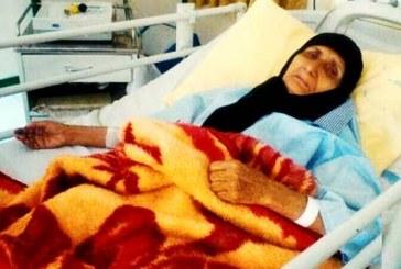 علیرغم وخامت حال؛ گوهر عشقی از بیمارستان ترخیص شد