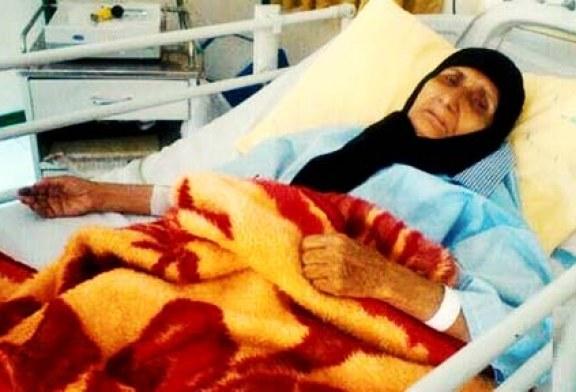 مادر ستار بهشتی در بیمارستان بستری شد