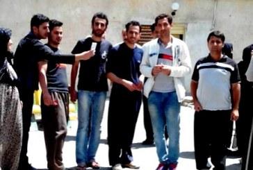 آزادی چهار شهروند کامیارانی با قرار وثیقه