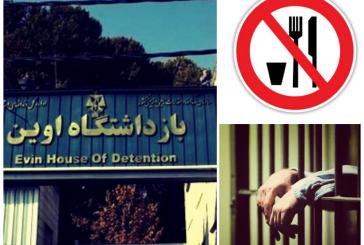 وضعیت وخیم امیر درستی در دهمین روز از اعتصاب غذا