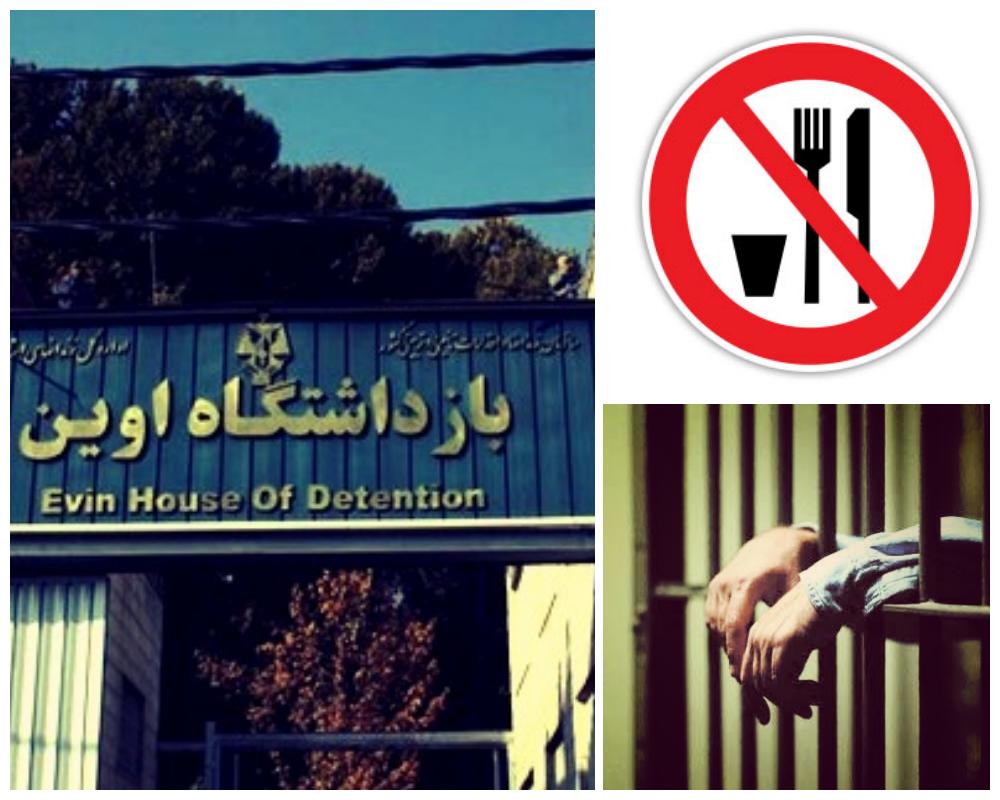 مخالفت دادستانی با آزادی مشروط امیر درستی، زندانی امنیتی/ اعلام اعتصاب غذا
