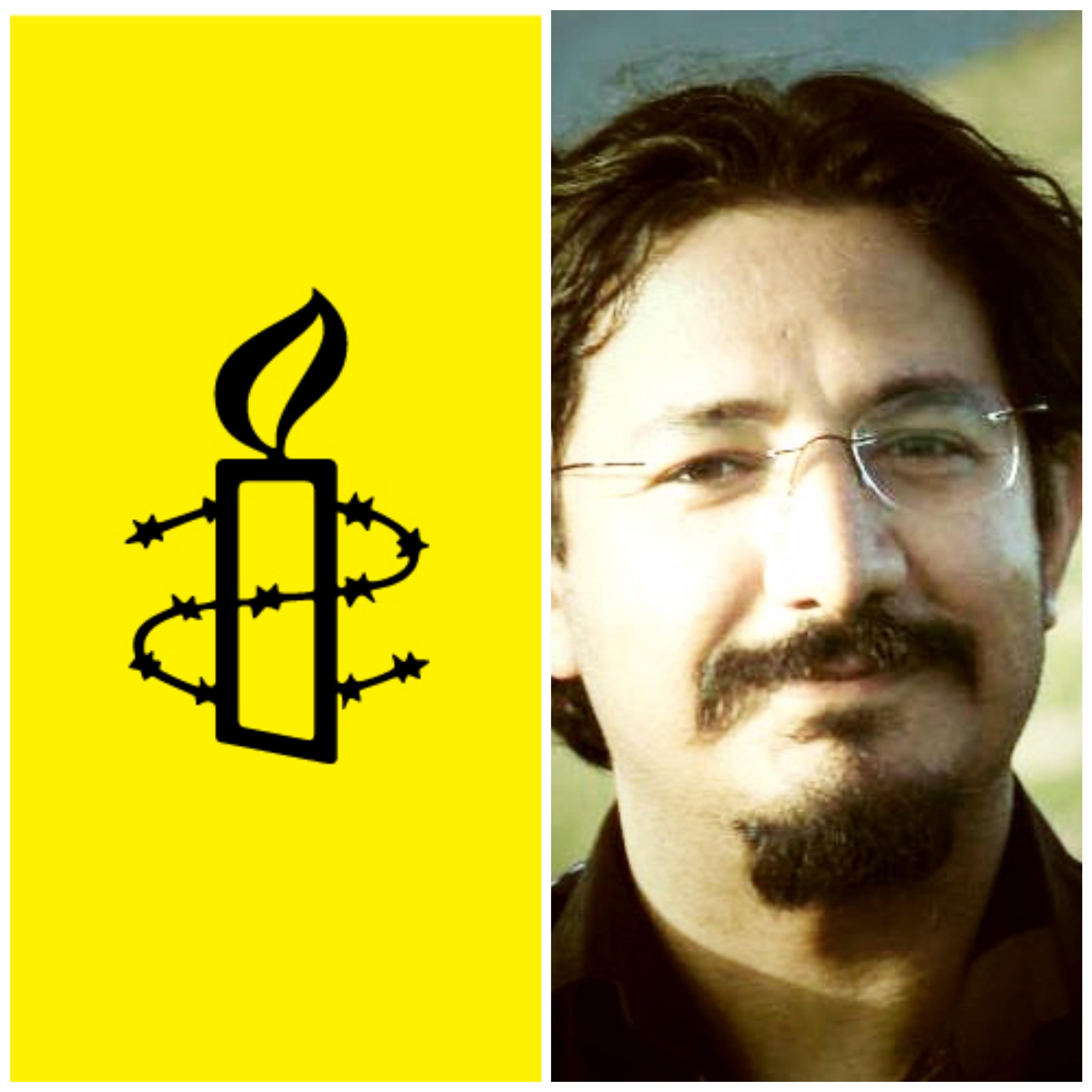 بیانیه عفو بین الملل درباره وضعیت امیر امیرقلی، فعال محکوم به دو دهه حبس