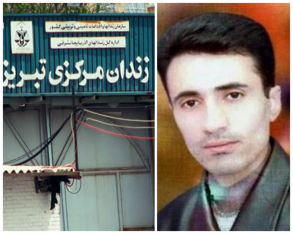 بازگشت ایرج محمدی به زندان تبریز