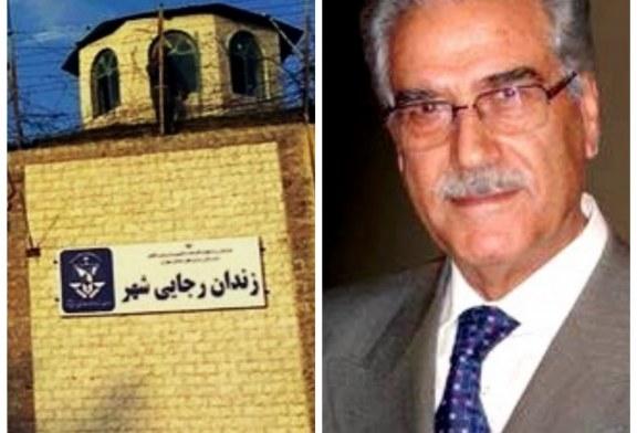 جمال الدین خانجانی در هشتمین سال حبس