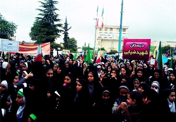 راهپیمایی تبلیغ حجاب ۵