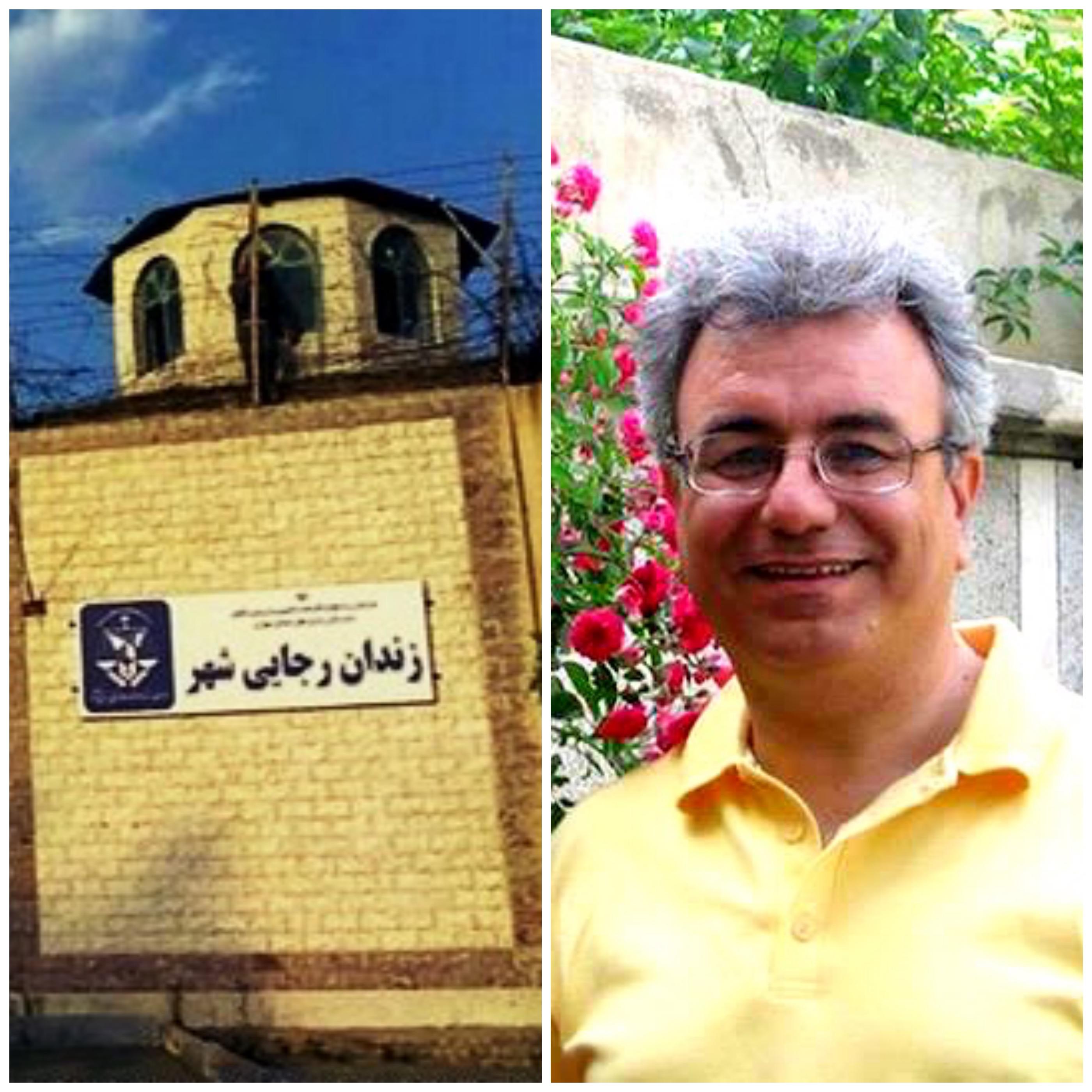 سعید رضایی در هشتمین سال حبس