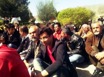 گزارشی از احضار و بازداشت فعالین کارگری در روز جهانی کارگر