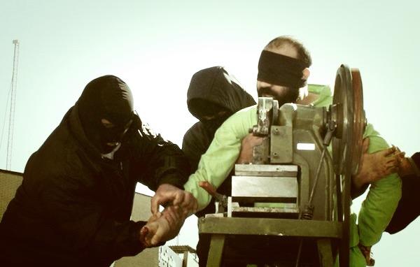 قطع انگشتان دست یک متهم در زندان مشهد