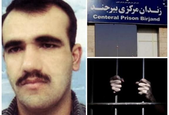 انتقال محمدامین عبدالهی به انفرادی در پی درخواست مرخصی
