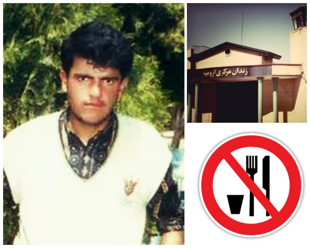 محمد عبد اللهی به انفرادی زندان ارومیه منتقل شد