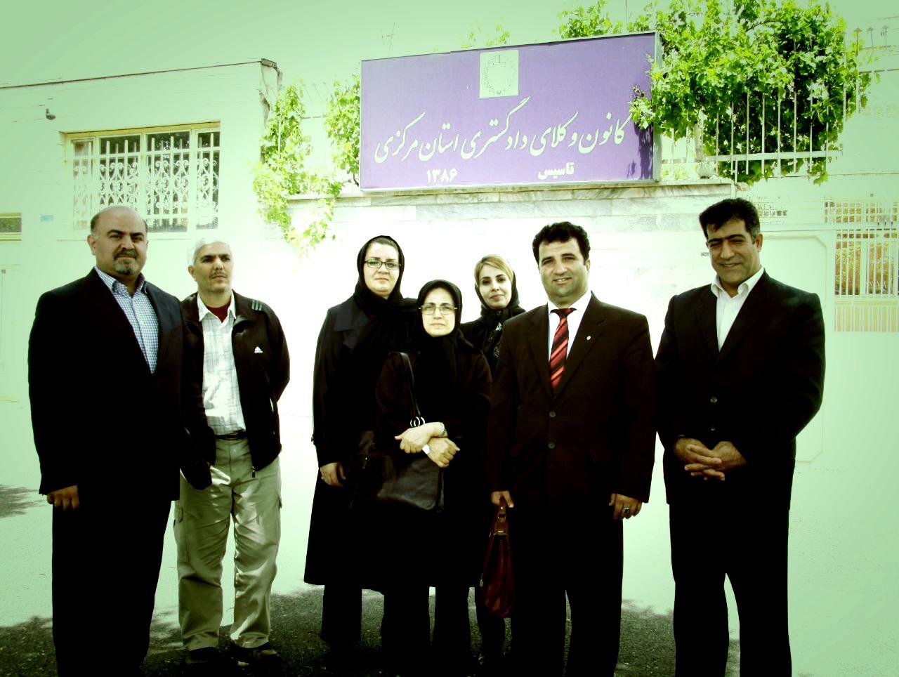 برگزاری دادگاه محمد نجفی، وکیل دادگستری