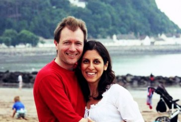 دلنوشته نازنین زاغری برای همسرش در سالگرد ازدواجشان